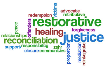 That's Not Restorative Justice
