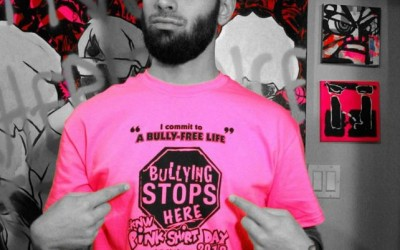 Pink Shirt Day: Lessons from our Youth